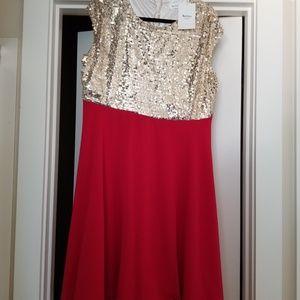 BNWT NextMia, size 16, short dress